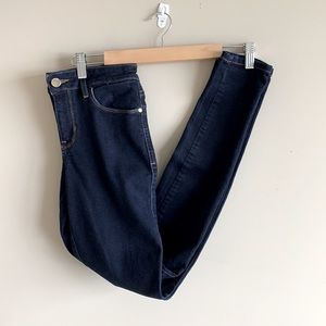 GUESS Skinny Blue Jeans